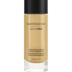 barePro Performance Wear Liquid Foundation - Camel